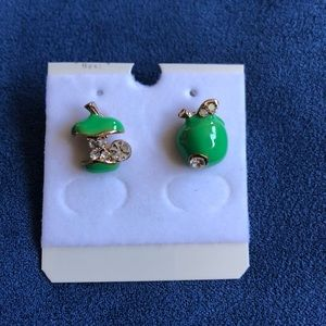 Apple earring